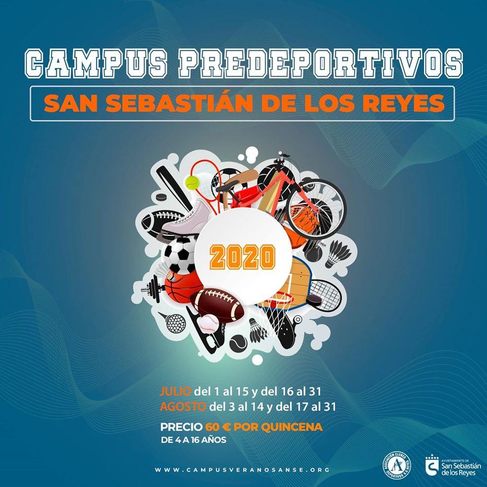 Sanse lanza su programa de campus de verano para el verano con precios subvencionado.