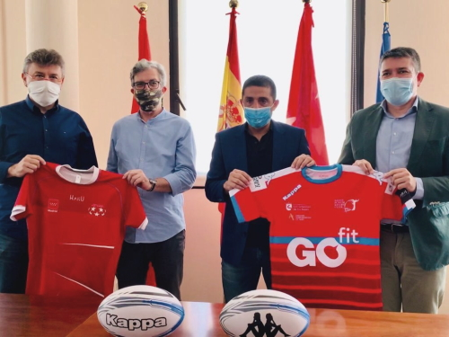 La nueva Ciudad del Rugby madrileño estará en SanSe