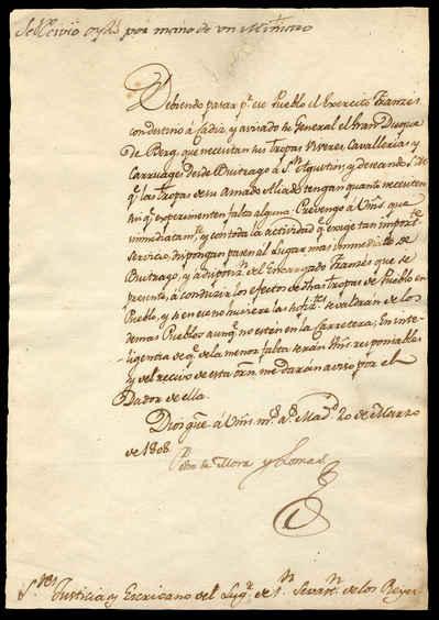 20 de marzo de 1808