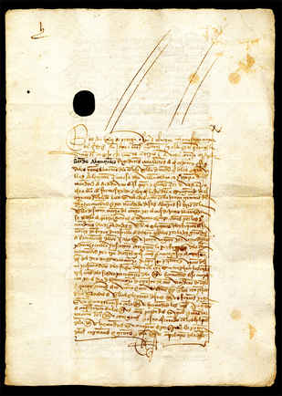 1496, julio, 20. Almazán. AM SSREYES