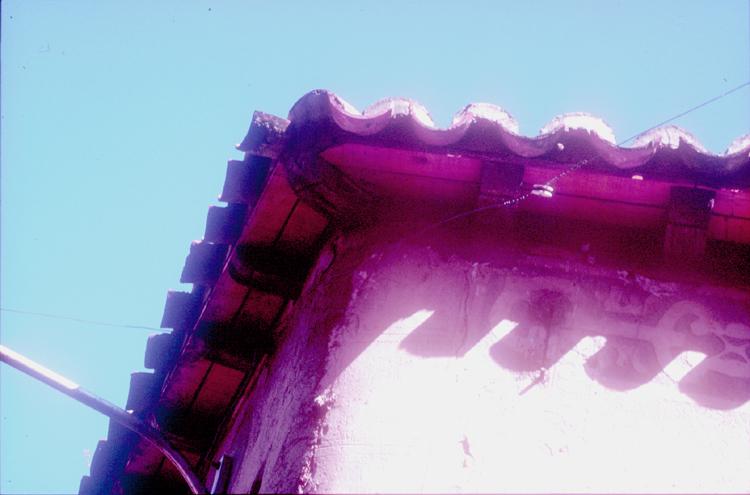 Cenefa de tejado