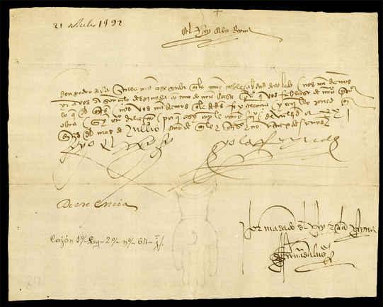 1492, julio, 21. Valladolid. Archivo Municipal de Toledo