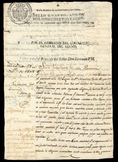 27 de octubre de 1808