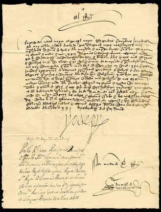 1516, marzo, 21. Bruselas. Archivo Municipal de Toledo