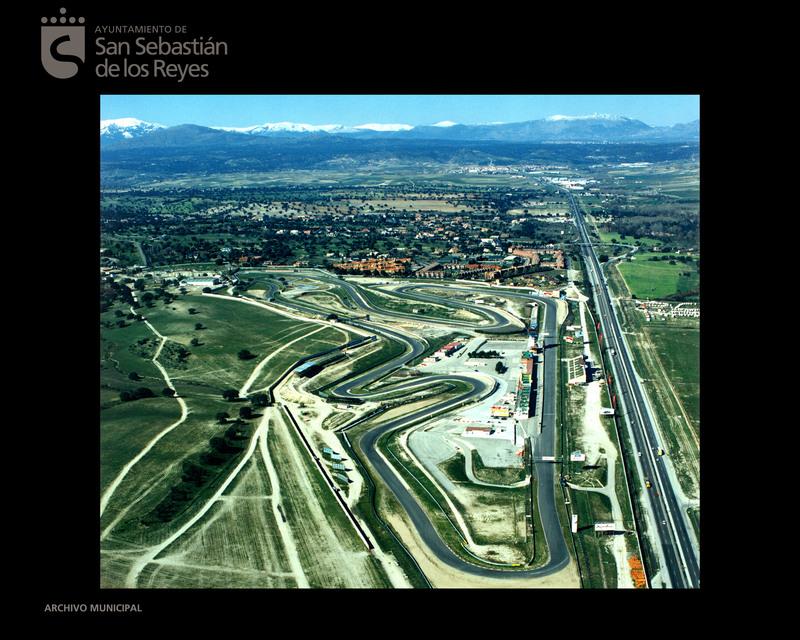 El Circuito de velocidad del Jarama