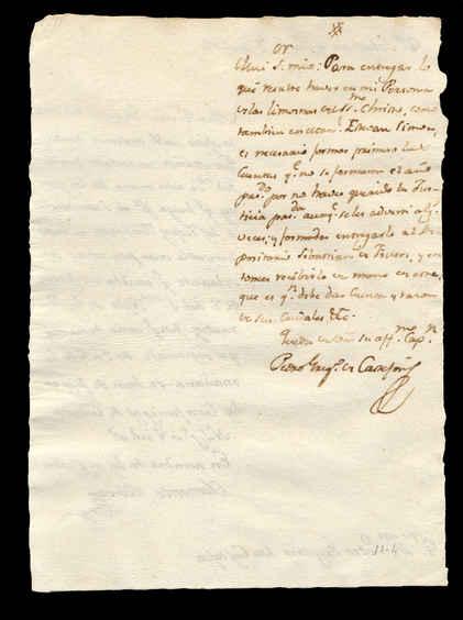 3 de junio de 1808. Reverso