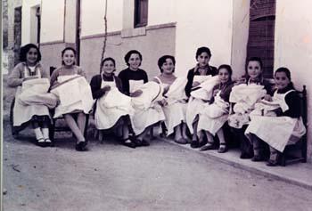 Mujeres de San Sebastián