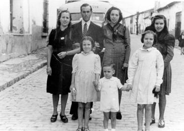 La familia Chicote