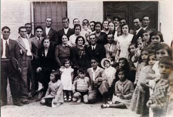 Familias de San Sebastián