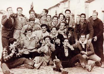 Jóvenes de San Sebastián