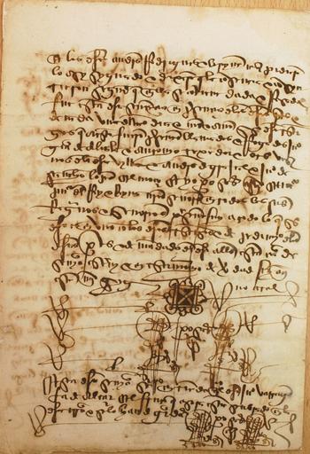 Pleito de la fundación de San Sebastián de los Reyes