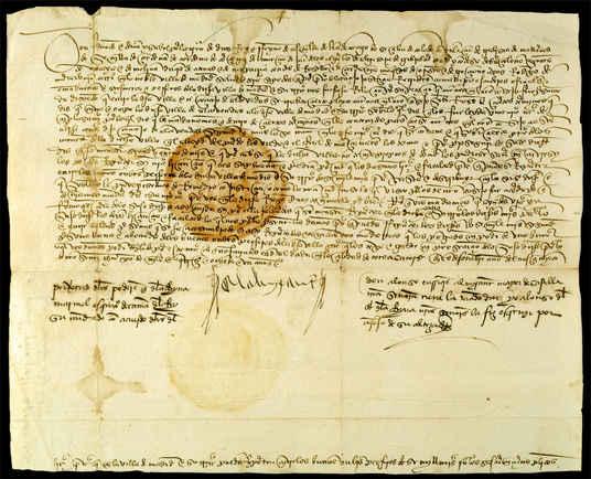 1481, septiembre, 14. Toro. Archivo Villa de Madrid