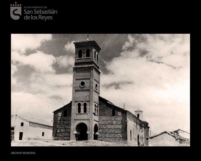 La iglesia de San Sebastián Mártir