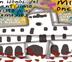 Carteles anunciadores de las Fiestas y Encierros 2011