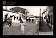 Corredores del encierro por la calle Real, años 50