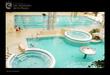 Interior de las piscinas climatizadas de la Dehesa