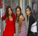 Foto jóvenes en fiestas