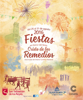 Carteles de Fiestas y Encierros 2016