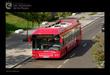 Una moderna flota de autobuses