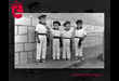 Niños estilo peñistas fiestas 1964