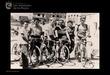 Corredores ciclistas años 50