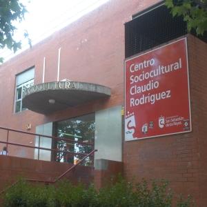 """Centro Socio-Cultural """"Claudio Rodríguez"""""""