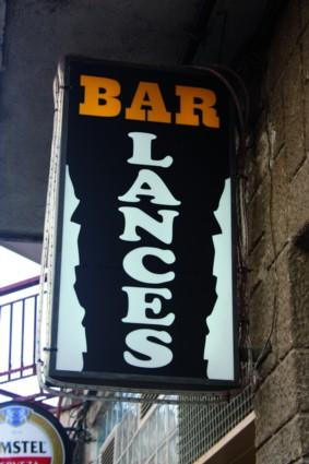 Bar Lances