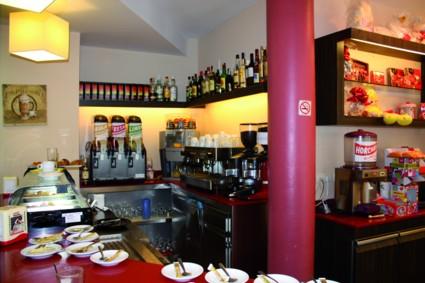 Cafetería Pastelería El Capricho