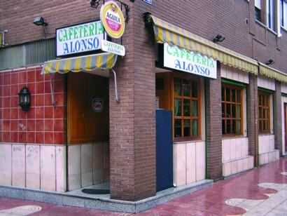 Alonso Cafetería
