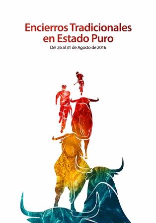 Cartel Encierros 2016