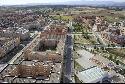 Foto aérea de la urbanización de Dehesa Vieja