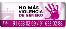 No más violencia de género. Teléfonos y recursos