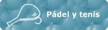 Banner Pádel y Tenis
