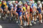 Carrera ciclista (Pulsa en la imagen para ampliar)