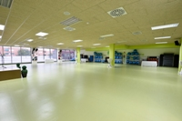 Sala de actividades dirigidas