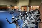 Sala de Ciclo-Indoor y relajación