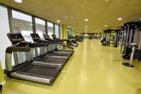 Sala de musculación. Zona de cardio