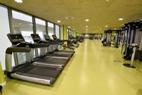 Sala de musculación y cardiovascular la viña