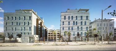 103 viviendas con protección pública en la parcela A2-2A del Sector AR1 Tempranales