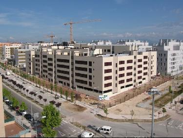 Edificio de 119 viviendas con protección pública básica en la parcela A2-2B de Tempranales