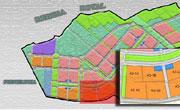 Plano de usos del suelo de Tempranales