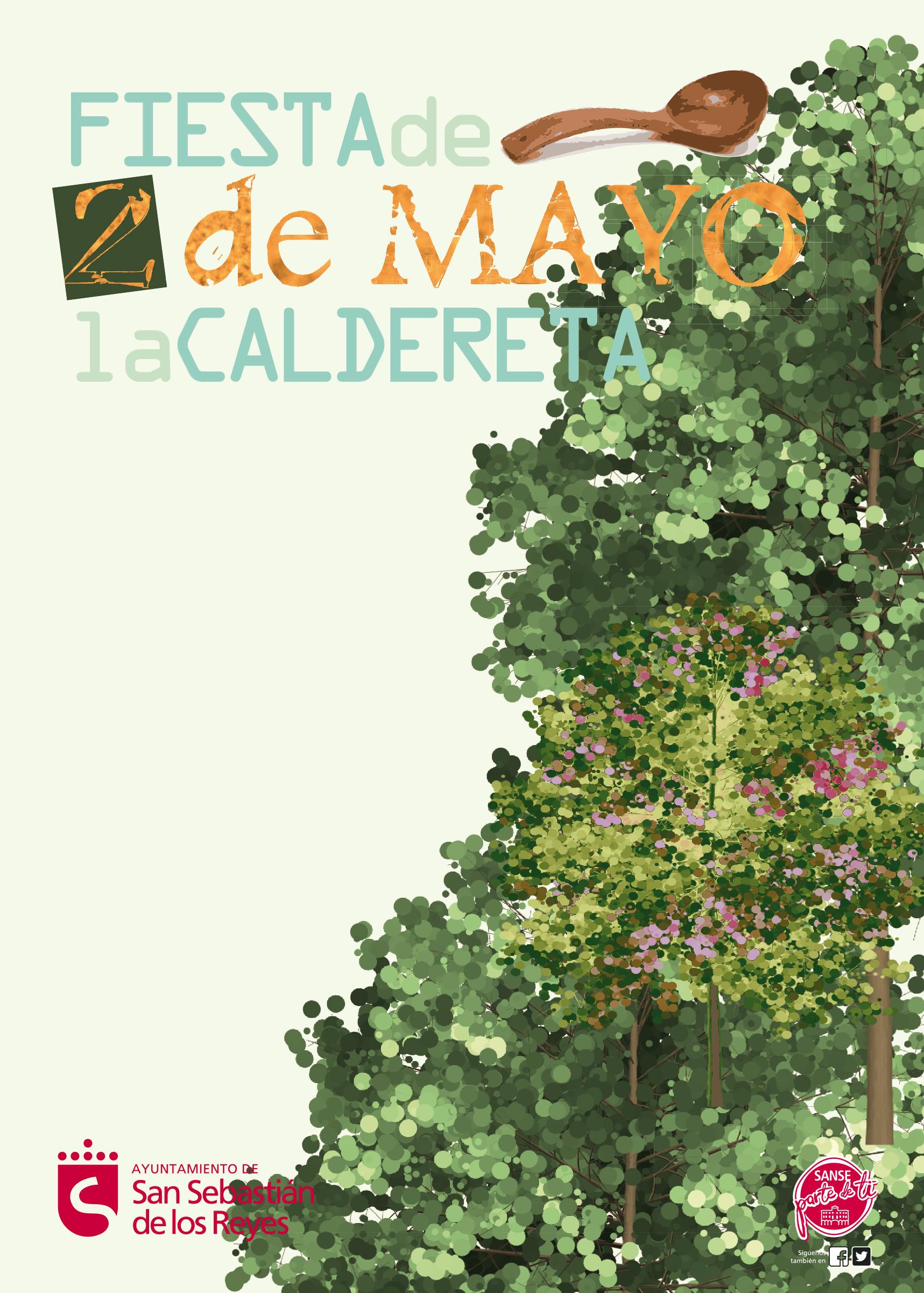 Cartel Fiestas 2 de Mayo_2019