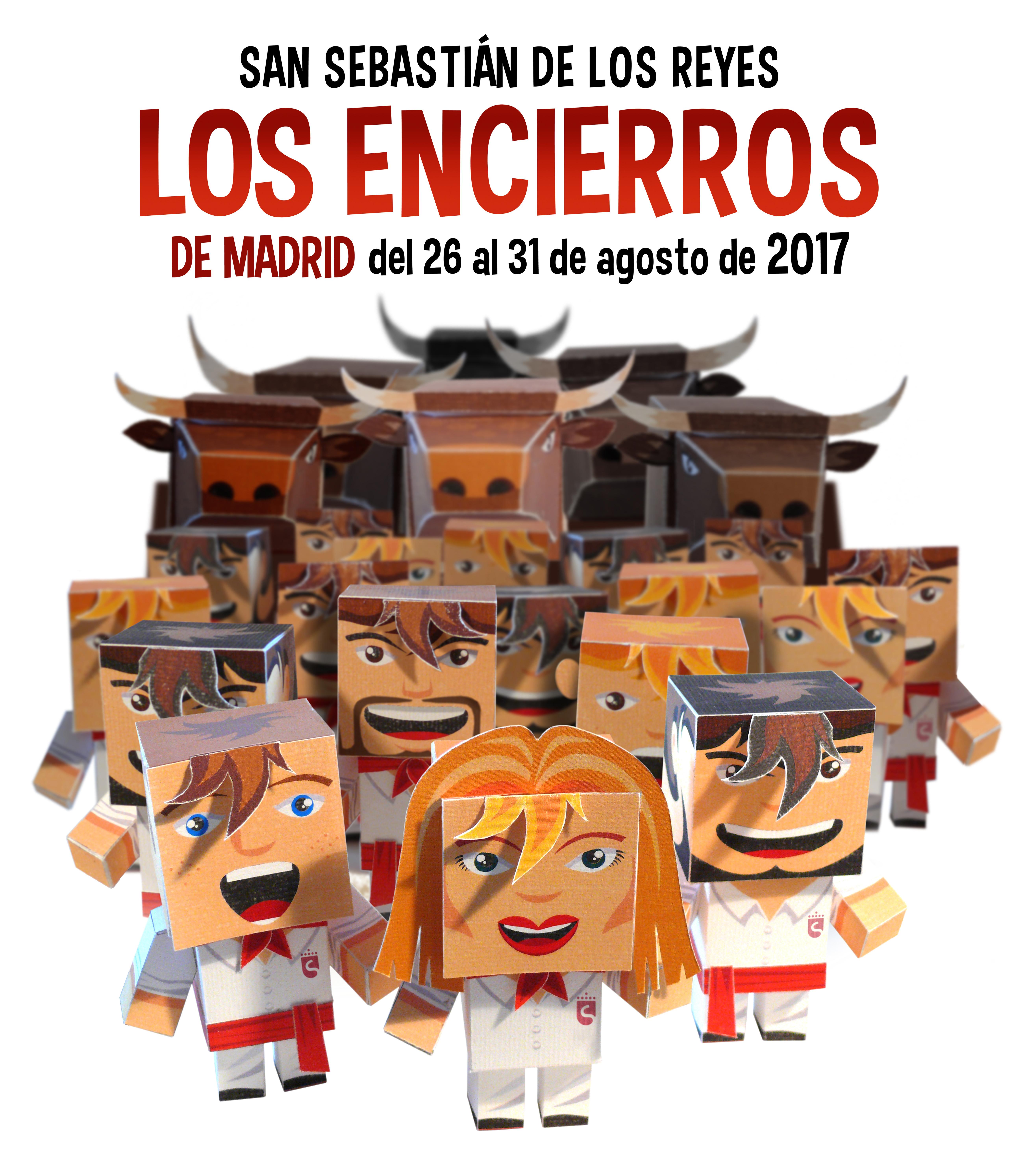Cartel ganador Concurso Carteles Encierros_2017