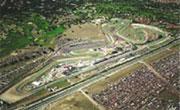 Foto aérea del circuito del Jarama
