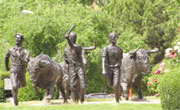 Monumento a los encierros