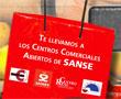 Te llevamos a los Centros Comerciales abiertos en Sanse
