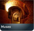 Acceso al mueso etnográfico El Caserón