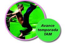 Avance de la programación del TAM de septiembre a diciembre de 2014