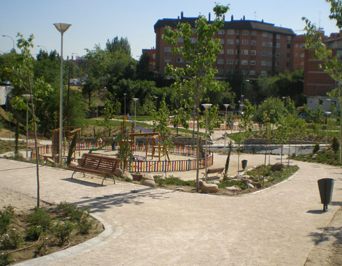 Parque Fuentesanta