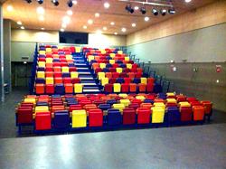 Imagen del auditorio
